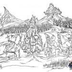 Fantasy Holiday Cards, Part 1