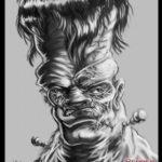 ADS #2 – Frankenstein has a headache