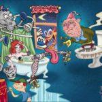 Panelsonpage.com Fangirl Calendar Art