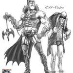 Batman in High Heels?