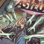 Long Beach Comic Con: John Carpenter's Asylum Chalk Art