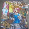 Otakon 2012 chalk art by illustrator Eric Maruscak.