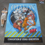 Otakon 2014 Chalk Art Photos