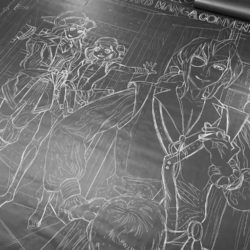 Anime Central Sketch 1