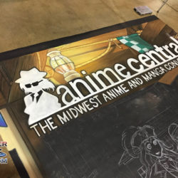 Anime Central 2018 Chalk Coloring 4