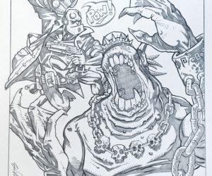 Hellboy-Sketch