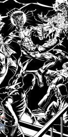 The Slaughter Knightseeker Chapter Illustration 1